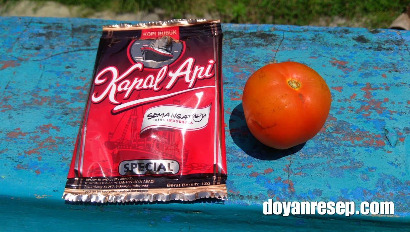 Manfaat Masker Kopi Tomat