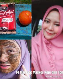 14 Manfaat Masker Kopi Tomat Untuk Wajah Halus, Putih dan Wangi