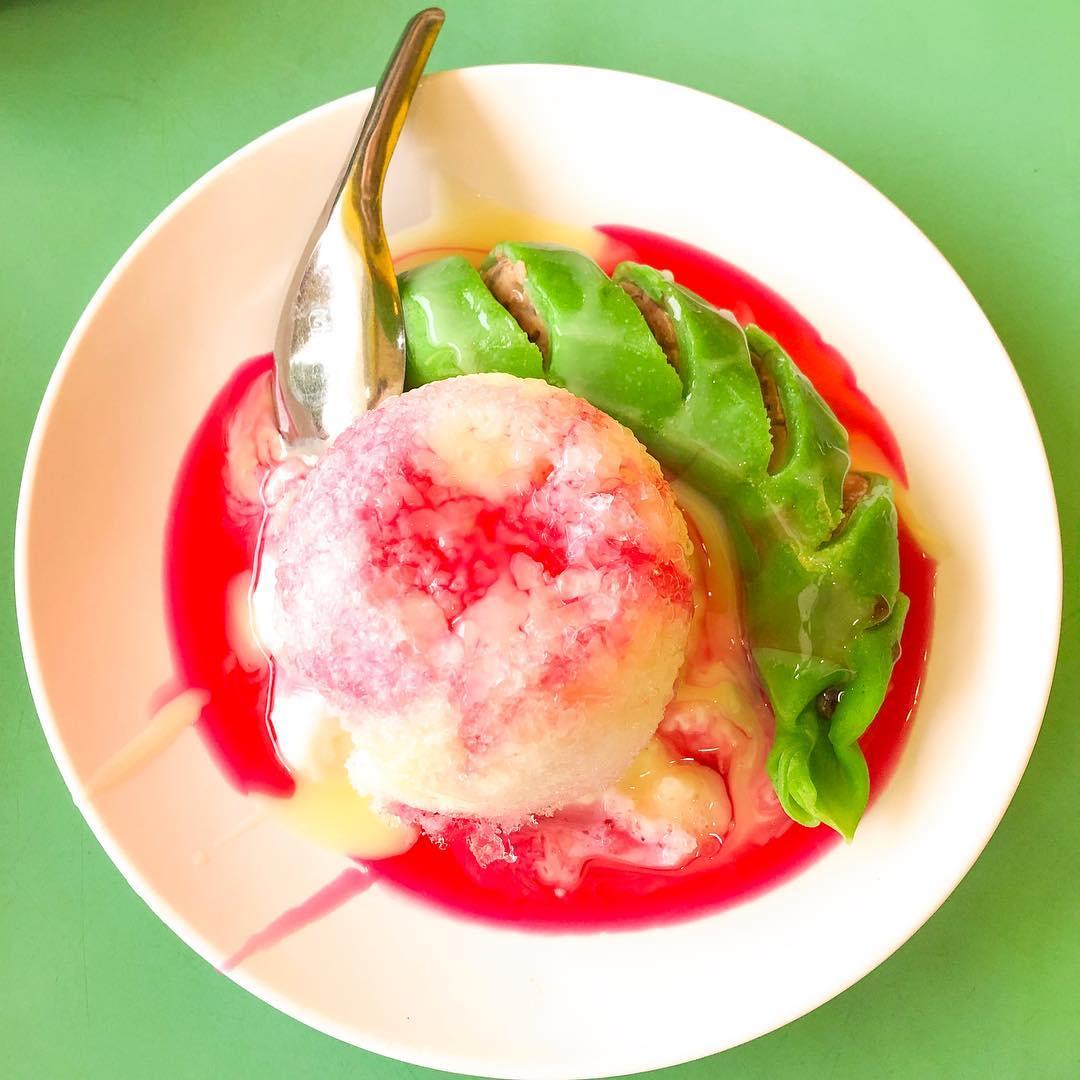 Resep Es Pisang Ijo Asli Khas Makassar Yang Lembut Sampai Besok