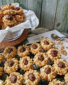 Resep Crunchy Peanut Thumbprint Cookies Renyah