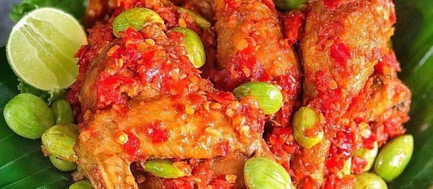 Resep Ayam Goreng Balado Khas Masakan Padang