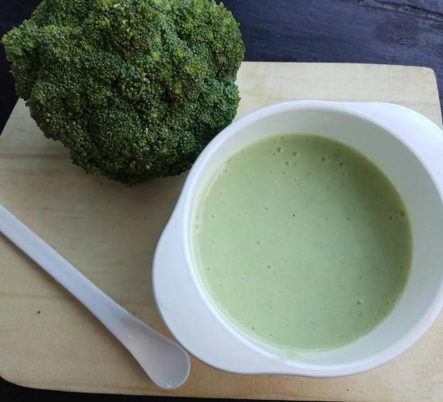 Cara Membuat Bubur Bayi Kentang Brokoli