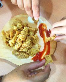 Cara Bikin Kulit Ayam Krispi Yang Gurih dan Tips Biar Anti Gagal