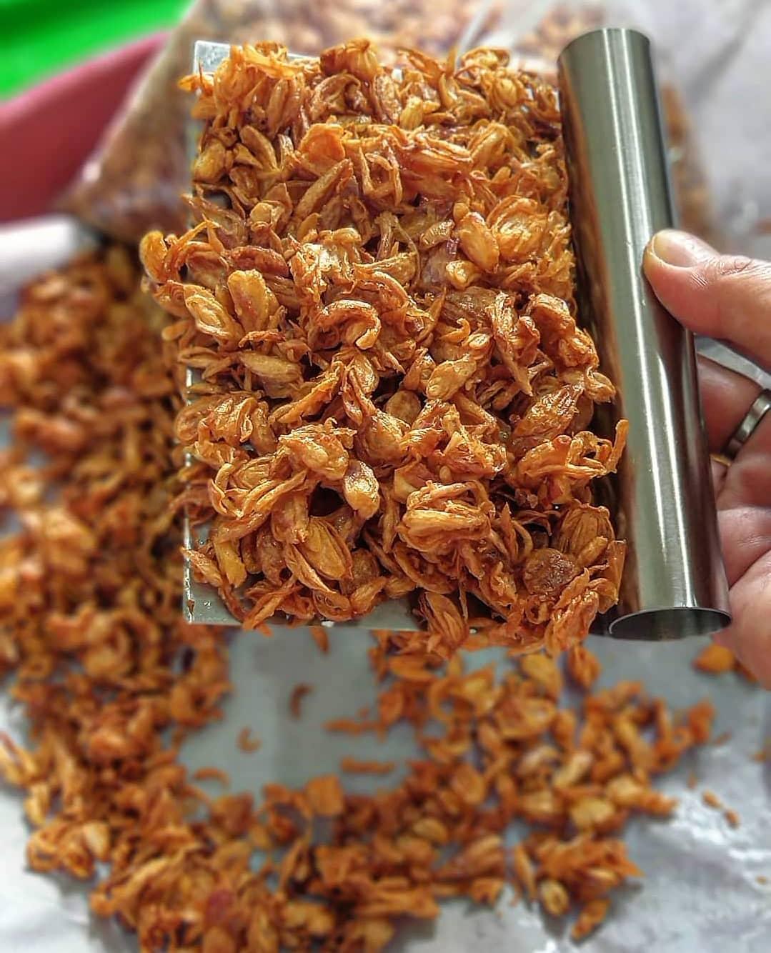 Tips Membuat Bawang Goreng Renyah