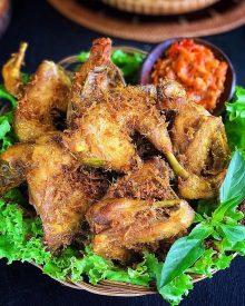 Resep Ayam Goreng Lengkuas Khas Sunda Yang Enak Gurih dan Empuk