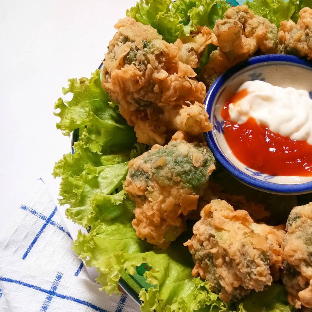Resep Brokoli Goreng Tepung Crispy