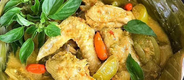 Resep Garang Asem Ayam Kampung Santan Super Nikmat, Bikin Nabsu Makan Bertambah 100%