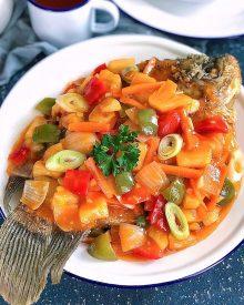Suka Masakan Ikan? Cobain Resep Gurame Asam Manis ala Resto Ini! Dijamin Mantul
