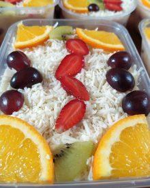 Resep Salad Buah Dan Cara Buat Saus Yoghurt dan Mayonesnya Yang Enak Segar
