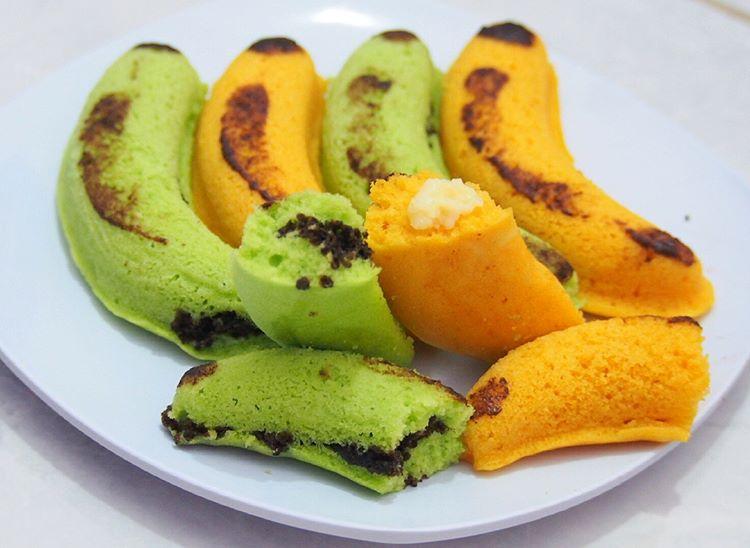 Resep Banana Steam Cake