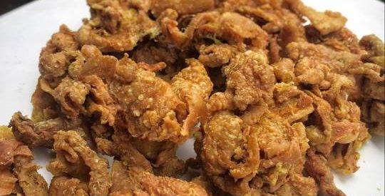 """Cara Membuat Keripik Kulit Ayam Crispy DEBM Anti """"GENDUT"""""""