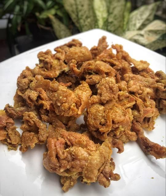 Keripik Kulit Ayam Crispy DEBM