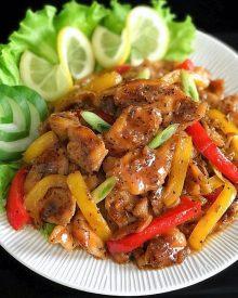 Resep Honey Pepper Chicken Yang Enak Banget Buat Makan Siang dan Malam