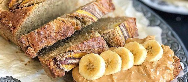 Cara Membuat Banana Cake (Kue Pisang) Yang Enak dan Lembut