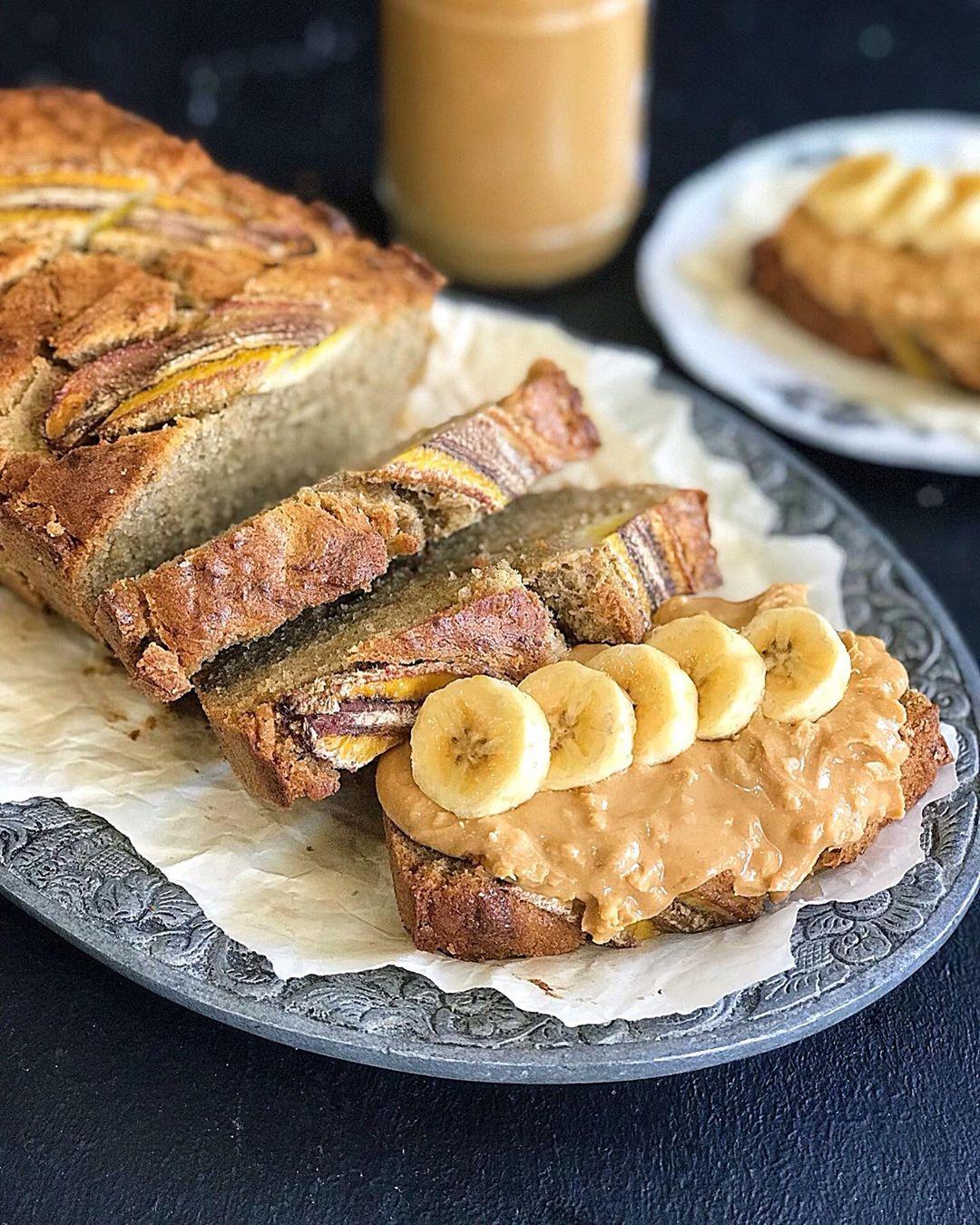 Cara Membuat Banana Cake