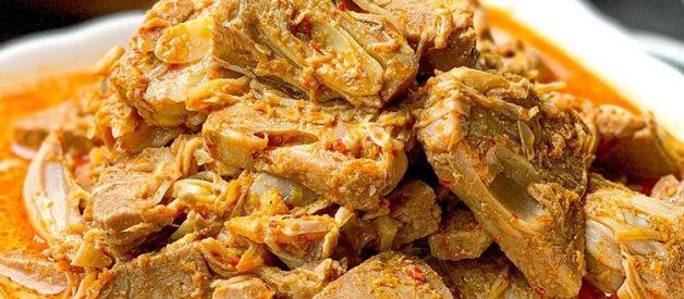 Resep Gulai Nangka Padang (Sayur Nangka ala Nasi Kapau Minang) Yang Enak dan Praktis