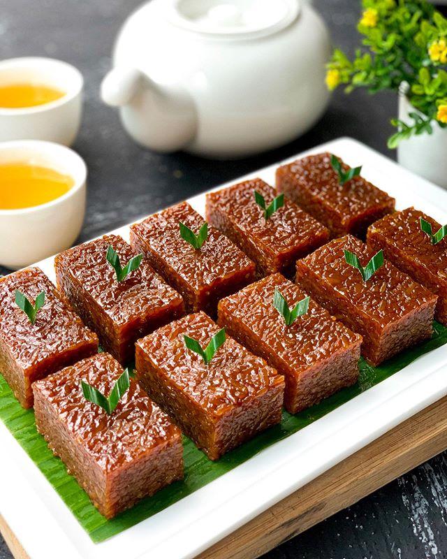 4 Tips Dan Cara Membuat Resep Kue Wajik Gula Merah Agar Hasilnya Enak Dan Tidak Cepat Keras