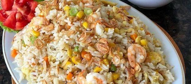 Resep Nasi Goreng Ceria Untuk Bekal dan Sarapan Anak Yang Enak dan Bergizi