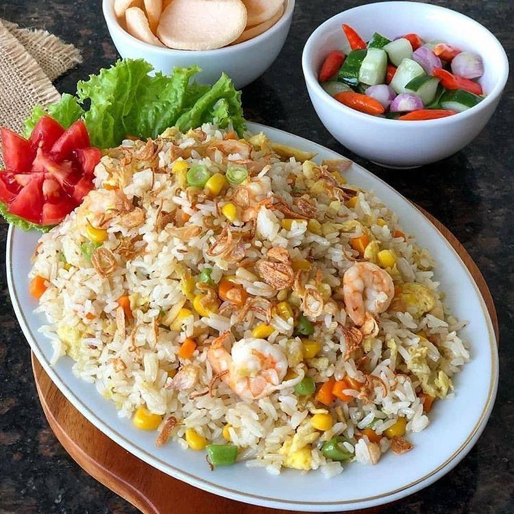 Resep Nasi Goreng Ceria