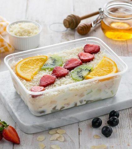 Resep Salad Buah Yoghurt Special Buat Kamu, Gak Takut Gagal Diet Lagi Deh!