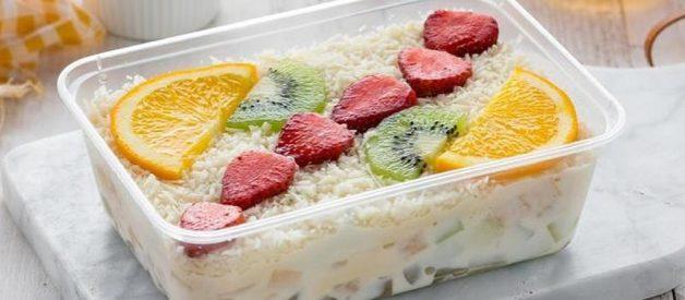 Resep Salad Buah Yoghurt