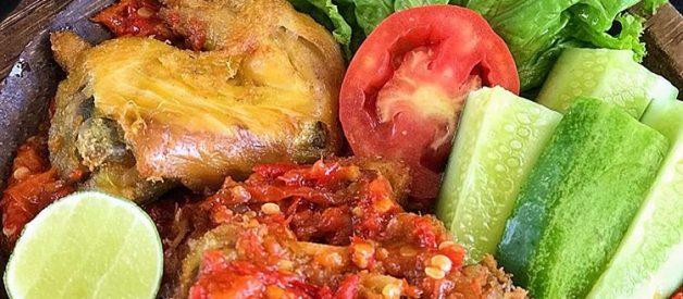 Resep Ayam Penyet Istimewa Sambal Pedas Mantap Layaknya di Restauran