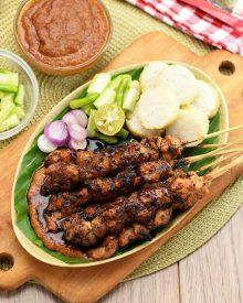 Resep Sate Ayam Madura Bumbu Kacang Yang Cocok Untuk Lauk dan Menu Bakaran Di Malam Tahun Baru Nanti!