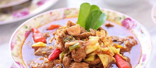 Resep Tongseng Daging Sapi Santan Pedas Khas Solo Yang Empuk dan Mudah Dibuat