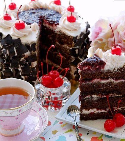 Resep Kue Ulang Tahun Blackforest Super Simple, Cocok Dipratekkan Pemula Yang Baru Belajar Bikin Cake