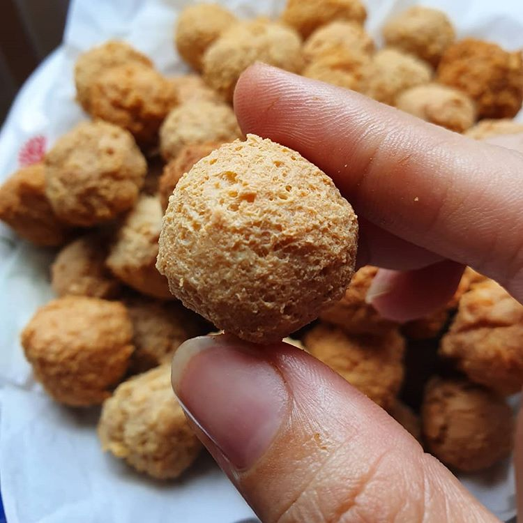 Resep Tahu Bulat Goreng (Round Tofu)