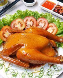 Resep Ayam Kecap Ala Hongkong (Chicken Hongkong Style) ala Resto Bintang 5
