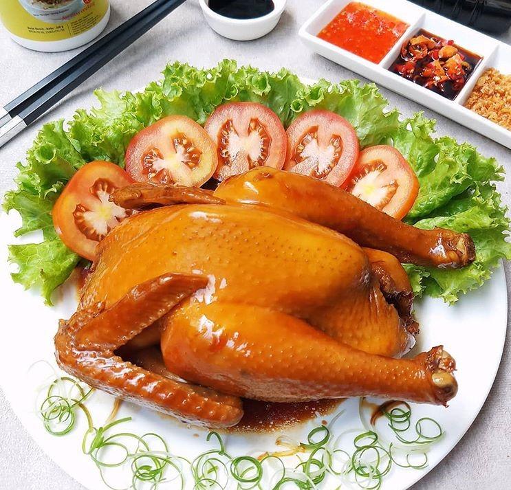 Resep Ayam Kecap ala Hongkong
