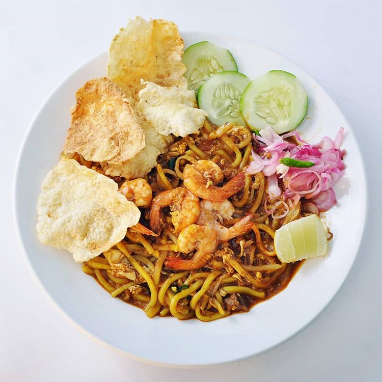 Resep Mie Aceh Tumis