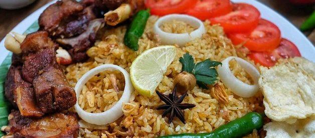 Resep Nasi Kebuli Kambing Istimewa Khas Timur Tengah Cukup Pakai Majic Com