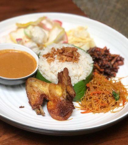 Resep Nasi Uduk Betawi Komplit Yang Gurih dan Pulen ala Restoran