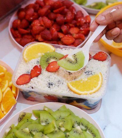Resep Salad Buah Premium Yang Tahan 5 Hari, Rasanya Enak Segar Cocok Untuk Jualan