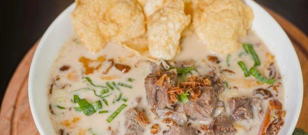 Resep Soto Betawi Daging Sapi Kuah Susu Santan Komplit Yang Enak dan Gurih