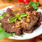 Resep Empal Gepuk Daging Sapi