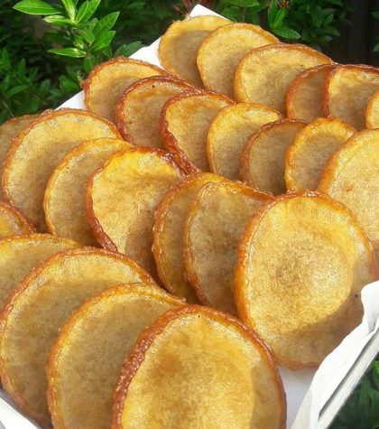 Resep Kue Cucur Gula Merah yang Lembut, Berserat dan Anti Gagal