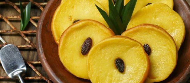 Resep Kue Lumpur Labu Kuning Super Lembut dan Ekonomis
