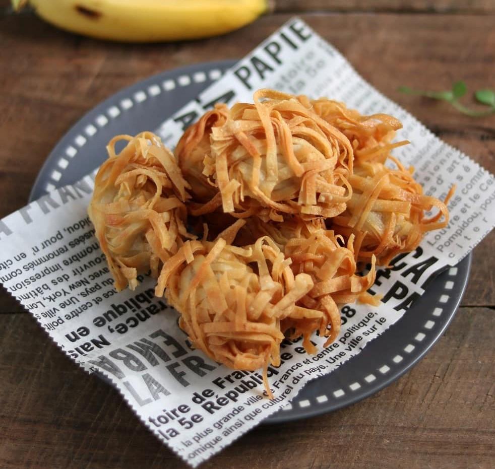 Resep Pisang Rambutan