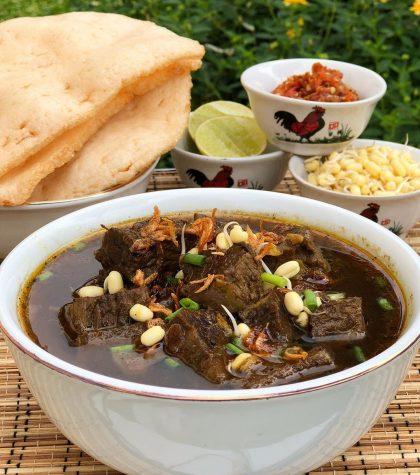Resep Rawon Daging Sapi Khas Jawa Timur Spesial Enak Empuk