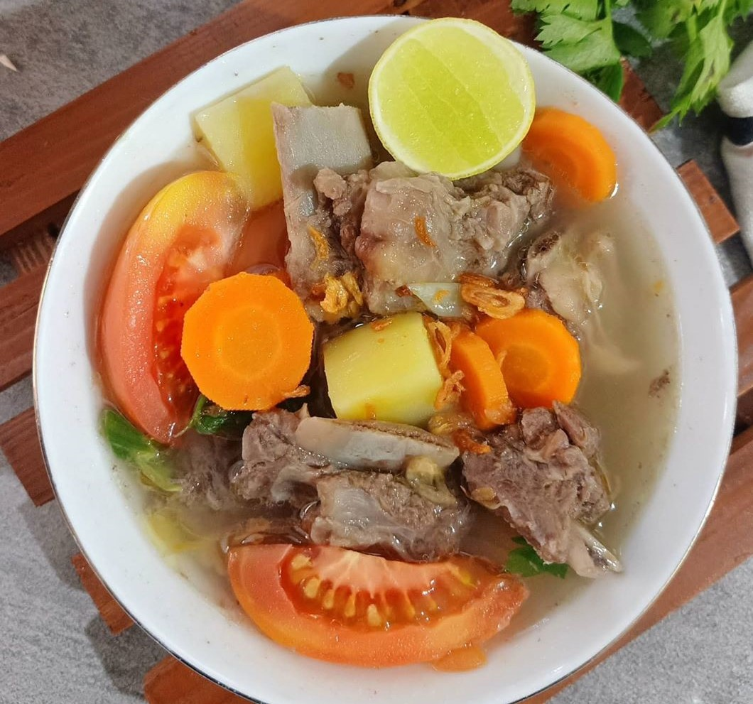7 Resep Kreasi Kuah Daging Spesial, Enak dan Mudah Disiapkan