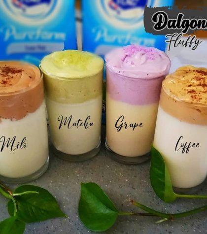 2 Resep Dalgona Milo Tanpa Mixer Cukup Pakai 6 Bahan, Dijamin Mengembang!