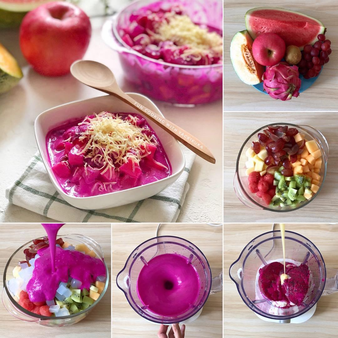 Resep Fruit Salad