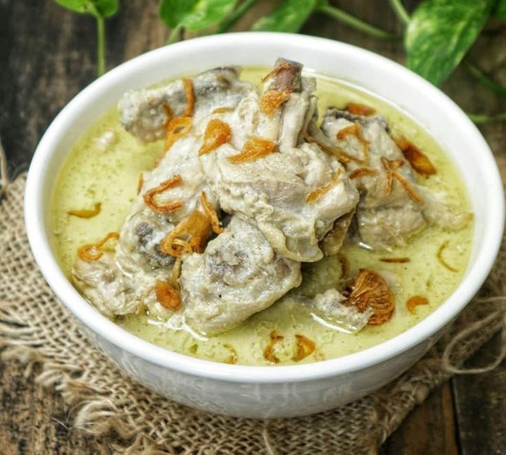 Resep Opor Ayam Lebaran